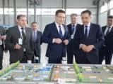 Индустриальную зону г. Костанай посетил Премьер-Министр Республики Казахстан Б. Сагинтаев